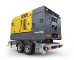 35bar(g)의 고압용 압축기로는 세계 최초로 티어4 파이널 엔진을 탑재한 드릴 에어 엑스퍼트 시리즈 중 Y35