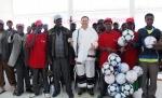 LG전자 조성진 대표이사가 지난주 에티오피아 LG 희망마을을 방문했다