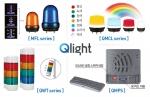 큐라이트가 다기능 LED 표시등 등 신제품 출시로 제품 라인업을 강화했다