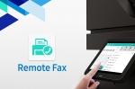 삼성전자가 프린팅 제품의 팩스 기능을 강화하고 유지비용을 절감 할 수 있는 리모트 팩스 앱을 출시했다