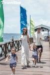 필리핀항공과 제이파크 아일랜드가 슈 라둥이 가족 세부 화보 촬영 공동지원했다