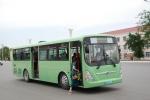 현대자동차가 현대종합상사와 함께 투르크메니스탄 도로교통부에 27인승 대형버스 에어로시티 500대를 공급하는 계약을 체결했다