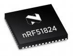 노르딕 세미컨덕터가 nRF51824 블루투스 저에너지 SoC를 출시했다