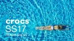 크록스 코리아가 2017년 봄여름 트레이드 쇼를 열고 감각적이고 세련된 디자인의 신제품 120여종을 공개했다