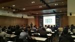 가상현실 Tech Seminar 2015 모습이다