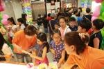 CMS화정영재교육센터가 창의적 수학 체험 축제를 개최했다