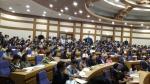 맞춤형보육제도 문제점과 개선방안 토론회에 참석한 전국 보육교직원 및 학부모