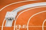 igus의 신제품 drylin 캐리지: 다양한 반경의 곡선형 가이드