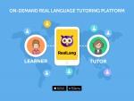 온디맨드 언어학습 플랫폼 RealLang