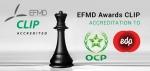 EFMD이 OCP와 EDP 기관에 CLIP 인증을 부여했다
