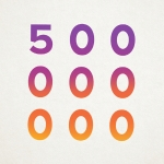 인스타그램이 월 기준 활동사용자 수가 5억명을 돌파했다