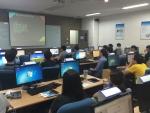 이공계 미취업자 대상 임베디드 SW 양성 교육은 현장 개발환경과 동일한 최신 실습장비와 커리큘럼으로 진행된다