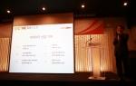 김선영 공간 전략기획본부 이사가 빅데이터 플랫폼 공간코어를 설명하고 있다