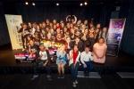 2016 K-POP 아카데미 LA 파이널쇼케이스가 열렸다
