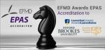 EFMD가 최근 캐나다, 에스토니아, 영국 소재 기관들에 EPAS 인증을 부여했다