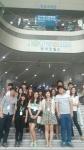 누리다문화학교 학생들은 다래교실 과정 중 체험 프로그램의 일환으로 한국잡월드의 청소년직업체험에 참여하였다