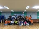 여주시정신건강증진센터가 2016 지역사회와 함께하는 재활행사 한마음 탁구대회를 개최했다