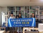 BIM 연게지원 프로그램의 지원을 받는 학생들이다