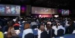 6일 열린 어도비 크리에이티브 컨퍼런스 MAKE IT. EVERYWHERE에서 한국어도비시스템즈 최승억 대표이사가 환영사를 하고 있다