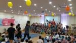 부암뮤직소사이어티가 전국각지의 사회복지시설 5개소를 찾아가 신나는 예술여행 프로그램으로 선정된 국악음악교육극 쿵떡쿵 세종대왕과 까푸 공연을 진행했다