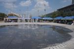 구리시청소년수련관이 9일 청소년들의 진로와 나눔의 축제 한마당을 마련했다