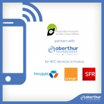 OT, 프랑스에 NFC 서비스 출시 위해 AFSCM 및 3개 대형 모바일 사업자들과 제휴