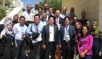 건국대학교 KU국제협력원은 KOICA가 지원하는 팔레스타인 바이오센터 건립사업의 하나로, 건국대 바이오·ICT 국제협력대표단이 9~17일 팔레스타인 폴리테크닉대학을 방문해 바이오 기술 전수와 학술 협력 방안을 논의했다