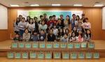 삼성카드와 서울시립북부장애인종합복지관이 초복 맞이 삼계탕 나눔행사를 실시했다