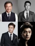 연극<도둑맞은 책> 송영창, 박용우, 박호산, 조상웅 캐스트 공개사진