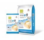 CJ프레시웨이가 갓 씻은 자연 담은 쌀을 출시했다