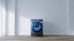 삼성전자 전체 드럼세탁기 10대 중 7대 이상 판매되며 지난 6월 한 달 동안 삼성전자 전체 드럼세탁기 판매량을 작년 대비 40% 이상 성장시킨 애드워시
