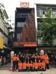 주홀딩스 그룹이 방콕의 시암 광장에 타이거 떡볶이 1호점을 입점시켰다