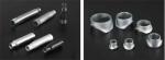 UL 인증과 한국소방산업기술원 KFI 인정을 받은 Drop Nipple(좌), Welded Outlet Fitting(우) 제품
