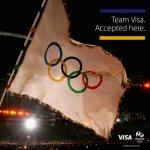 비자는 난민 올림픽 선수들이 60명의 올림픽 선수들의 팀 비자 커뮤니티에 합류하게 된 것을 열렬히 환영한다.