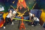 다이나믹 메이즈 에피소드3 화산섬의 비밀 미션 화산 폭발