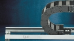 두 개의 측면 플레이트로 다양한 에너지 체인의 저 마찰 작동을 지원하는 신제품 알루미늄 서포트 트레이