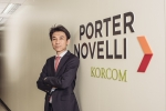 Ki- hoon Kim, new CEO of KorCom Porter Novelli