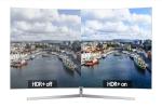 2016년형 삼성 퀀텀닷 SUHD TV에 추가된 HDR플러스(HDR+) 기능 시연