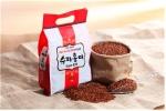 새싹이 자체 유통망을 통해 간편하게 소분된 슈퍼홍미 1kg를 판매한다