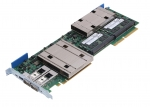 SharpSwitch™ PCIE-9205 PCI익스프레스 지능형 네트워크 인터페이스 카드는 듀얼 100G 이더넷 인터페이스와 100G 스위치를 제공하는 Intel® Xeon® D 시리즈 프로세서와 Intel® Ethernet 멀티호스트 컨트롤러를 활용하여 저전력 밀집 컴퓨팅 애플리케이션에 최적화되었다