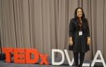 TED 강연에 참가한 Mrs. Yasmin Sarwar(CSFC 대표 및 설립자)