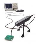 IsoVu를 통해 DC에서 1GHz까지 2000V의 대단히 큰 공통 모드 전압이 있는 상태에서도 5mV에서 50 V까지 매우 작은 차동 신호의 정밀한 측정이 가능하다