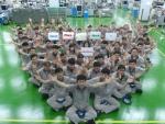한국몰렉스가 노사문화 우수기업으로 선정됐다