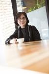 군포 올해의 책 '뺑덕'의 작가 배유안