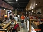 주홀딩스 그룹 산하 브랜드 타이거 떡볶이가 베트남 1호점을 오픈했다
