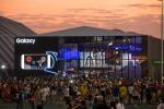 브라질 리우데자네이루 올림픽 파크에 위치한 갤럭시 스튜디오 전경. 올림픽 기간 중 총 100만명 이상의 관람객이 방문했다