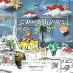 괌 정부 관광청이 잠실 롯데 갤러리에서 제1회 Guam Arts Wave 전시를 개최한다