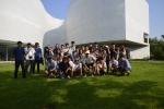 백남준 아트센터, 디아모레뮤지엄 등을 탐방한 BIM건축사업단 재학생 및 교수진