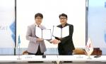 아트라스콥코 산업용공구 일반산업부(General Industry Division) 의 최만석 상무(사진 왼쪽)와 울랄라랩의 강학주 대표(사진 오른쪽)가 양사 발전을 위한 업무 협약을 체결했다.