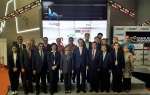 앞줄 왼쪽에서 4번째 프리데리카 데위 KSEI 대표, 5번째 누르하이다 OJK 대표, 6번째 유재훈 한국예탁결제원 사장